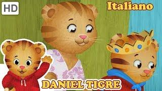 Daniel Tiger in Italiano - Avventure con Mamma | Video per Bambini