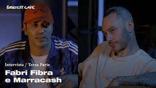 Basement Cafè: intervista a Fabri Fibra e Marracash | Terza parte