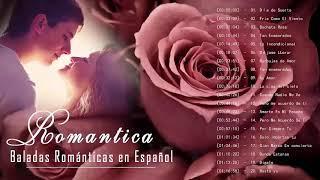 Las 100 mejores baladas en español - Musica Romantica 70 80 90 Para Trabajar y Concentrarse