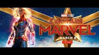 CAPTAIN MARVEL Trailer full  (2019)#1 #2 #3  Brie Larson Marvel Superhero