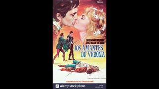 GIULIETTA Y ROMEO - Los amantes de Verona/ Cine Italiano.