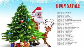 Buon Natale 2019 - Canti di Natale compilation 2019 - Le Più Belle Canzoni Di Natale In Italiano