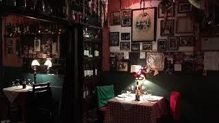Restaurante italiano romantico em Sao Paulo