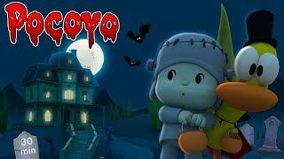 NEW EPISODE | Pocoyo Halloween Marathon