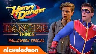 'Danger Things' Halloween Special ???? Extended Trailer & EXCLUSIVE Sneak Peek! | Henry Danger | Nic