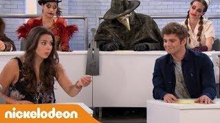I Thunderman | Detenzione per Max e Colosso | Nickelodeon Italia