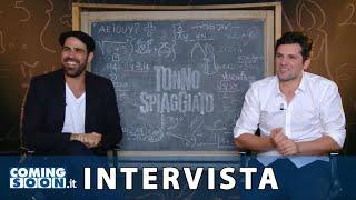 Tonno spiaggiato: Intervista esclusiva di Coming Soon a Frank Matano e Matteo Martinez