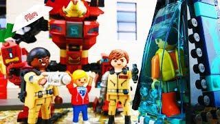 Playmobil film ghostbusters italiano|la fine di jonas-lego avengers| Part 2
