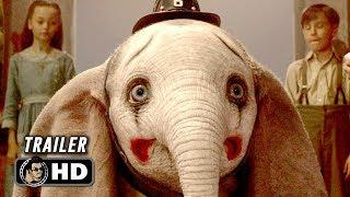 DUMBO Trailer #2 (2019) Tim Burton Disney Live Action Movie