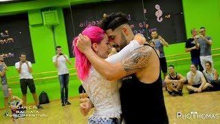 Willy y Noura [Te Dare Una Robaita] @ Dancin Bachata Fusion Festival 2018