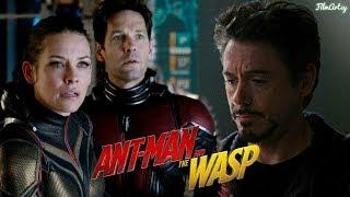 Ant-Man and The Wasp - All New Trailers - 2018