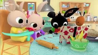 Bing Bing Episodio 16 in Italiano Bing Bunny  - Biscotti