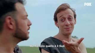 Romolo + Giuly: la nascita di Roma