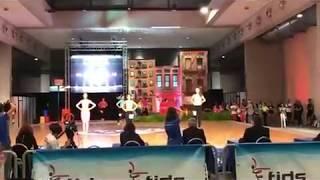 CAMPIONATI ITALIANI FIDS 2018 DISCO DANCE 12/15 C MARTINA ZAMBONELLI