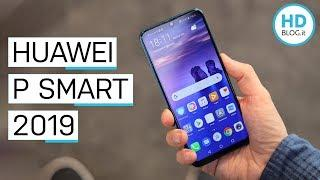 HUAWEI P SMART 2019 in Italia a 249€ | PREVIEW