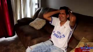 PARODIA- FANATICOS DEL FUTBOL-  REAL MADRID VS BARCELONA-CLASICO ESPAÑOL