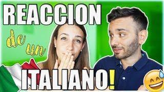 ITALIANO REACCIONA A CHISTES SOBRE ITALIANOS ????????????