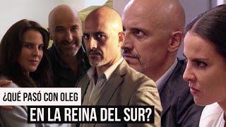 El Actor Alberto Jiménez Quedó Fuera De La Reina Del Sur 2