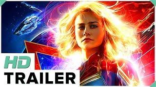 CAPTAIN MARVEL - Trailer 2 Italiano HD