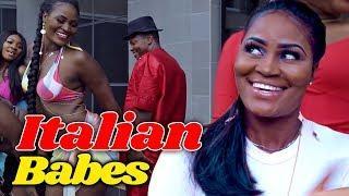 ITALIAN BABES  5 (NEW MOVIE) - Latest Nigerian Nollywood movie