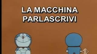 Doraemon Italiano La Macchina Parlascrivi