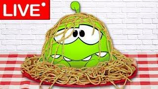 Classic Om Nom Stories: Mega Baby Om Nom Compilation | Cut the Rope | Funny Cartoons for Kids