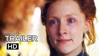 MARY QUEEN OF SCOTS Official Trailer #2 (2018) Margot Robbie, Saoirse Ronan Movie HD