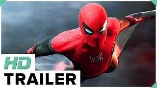 Spider-Man: Far From Home - Trailer 1 Italiano HD