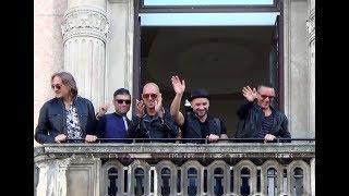 """MILANO PIAZZA DEL DUOMO, 05 OTTOBRE 2019 - IL COMPLESSO MUSICALE ITALIANO """" I MODA' """""""