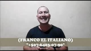 Micro informativo, FRANCO EL ITALIANO HIPICO SAB 6 Y DOM 7