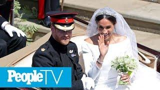 All The Fairytale Moments From Harry & Meghan's Royal Wedding | PeopleTV