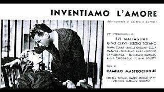 Inventiamo l'amore - 1938 di Camillo Mastrocinque con Gino Cervi [Film completo]