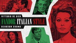 Fandor Italian Style: Vittorio De Sica