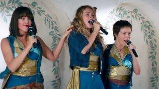 LILY JAMES Sings 'Mamma Mia' in MAMMA MIA! 2 CLIP + Trailer