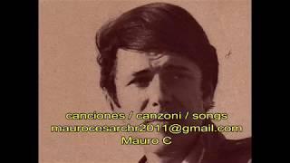 057- LA MIA VITA (Mi vida) Salvatore Adamo ITALIANO ESPAÑOL