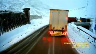 Modern Talking style 80s - Sadness Love Night. Extreme road Kavkaz mountains travel ride Erdem mix