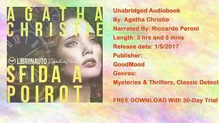 Sfida a Poirot Audio Libro Gratuito