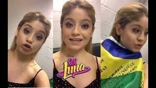 Live Karol sevilla dia 04/12/2018 soy luna