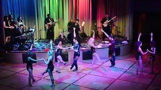 Italian Disco Medley - Alfio Consoli * LIVE * DAKHLA 2018 * GNV Rhapsody * Crans Montana Forum