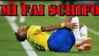 NEYMAR MI FAI SCHIFO!!!! Brasile 2:0 Messico