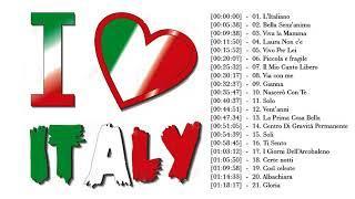 100 Canzoni Classiche Italiane - Le Belle Canzoni Italiane - Italian Songs Collection
