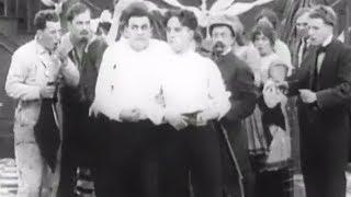 Charlie Chaplin Charlot al ballo Tango Tangles or Charlie's Recreation 1914/03/09Танго-Путаница