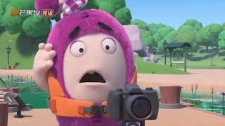 The Oddbods Show 2018 - Oddbods New Compilation #35   Animation Movies For Kids