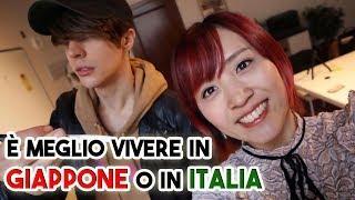 Meglio vivere in ITALIA o in GIAPPONE con Erikottero