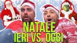 NATALE IERI VS. OGGI - hmatt