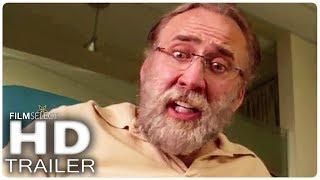 IO, DIO E BIN LADEN Trailer Italiano (Nicolas Cage 2018)