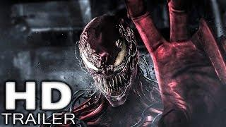 VENOM - Final Trailer (HD) Tom Hardy, Michelle Williams Marvel Movie Concept