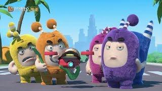 Oddbods Full Episode Compilation | The Oddbods Show Full Episodes 2018 | New Oddbods Cartoons #14