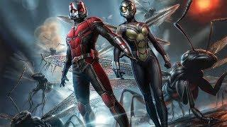 ANT MAN AND THE WASP (film 2018) TRAILER ITALIANO
