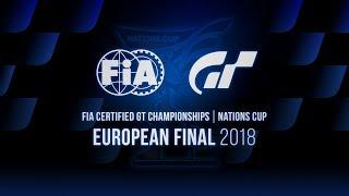 [Italian] FIA GT Championships 2018 | Nations Cup | European Final